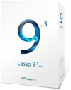 Perpetual Lasso Server 9.3 License. 3 Instances.